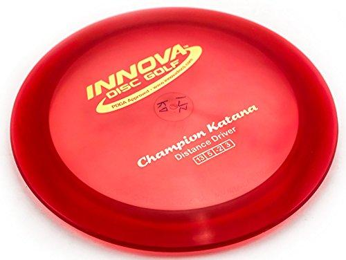 Innova Champion Katana Golf Disc (Colors may vary)