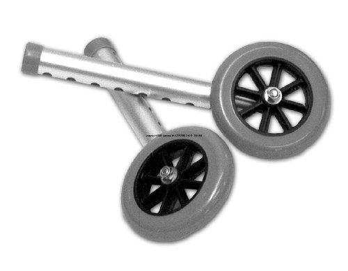 INVACARE SUPPLY GROUP - 5'' Universal Wheel Kit - Pack: 2
