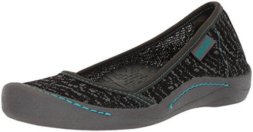 LUKS LUKS Womens Shoes Sneaker MUK Black MUK Sandy Womens Sandy 1Fp7n