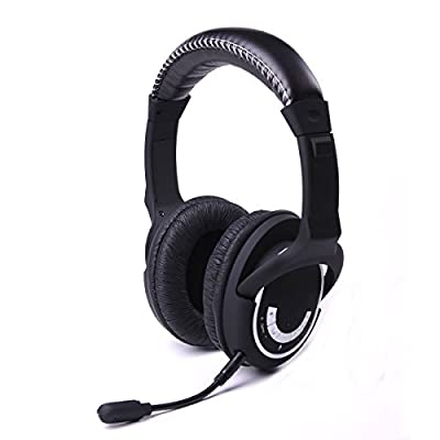 """CatBee """"isades"""" Professional Universal wireless gaming headset 2.4G wireless gaming headphones Amplified stereo sound and detachable microphone work with PS4 PS3 Xbox 360 live game console PC /Wii/ Mac/ with the background sound for playing video games GM"""