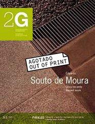 2G 5 Eduardo Souto de Moura, International Architechure Review (2G, 5)
