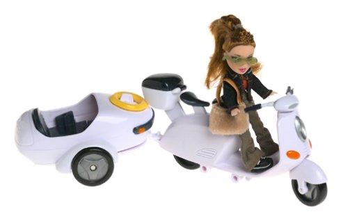 Lil' Bratz: Lil' Moto-Bike with Meygan Doll
