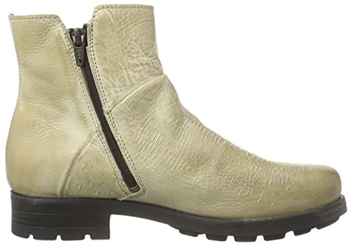 Beige moto Cab Devoted Botas Yellow de Mujer W UB0pUanq