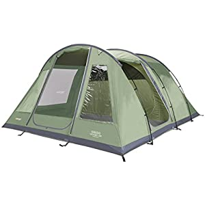 Vango Odyssey Family Tunnel Tent, Epsom Green, 600