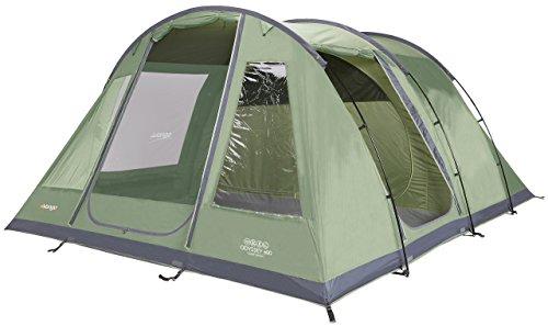 Vango 6 Person Odyssey 600 Tent, Herbal