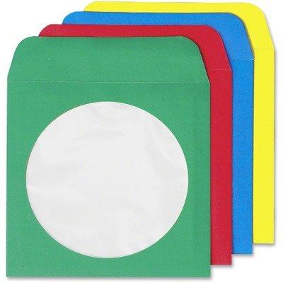 CD/DVD Paper Sleeves, 50/Box ()