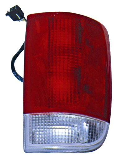 Depo 332-1921L-US Chevrolet Blazer/GMC Jimmy Driver Side Replacement Taillight Unit