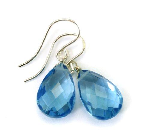 Sterling Silver London Blue Ea