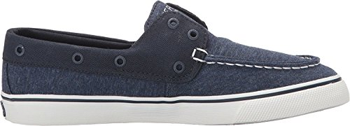 Laceless Navy Sider Top Women's Sperry Biscayne YvIa0q
