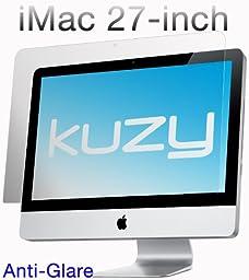 Kuzy - Anti-Glare Matte Screen Protector Filter for 27 inch iMac Desktop Display 27\