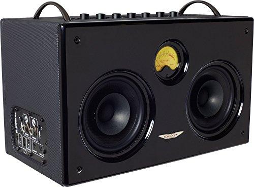 Meters B-Social 75W Stereo Wireless Amplifier and Speaker - Black