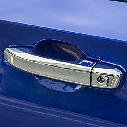 2x LIMITED EDITION CAR DECAL STICKER FILM DOOR HANDLE EXTERIOR MIRROR Rims 05