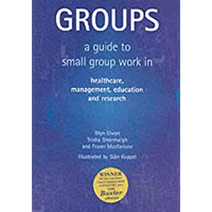 Groups: A Guide to Small Group Work in Healthcare, Management, Education and Research Paperback – 31 Oct. 2000