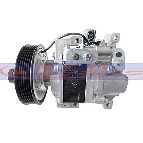 tkparts nuevo a/c compresor h12 a1af4dv para Mazda 6 Mazda 3 Mazda CX-7: Amazon.es: Coche y moto