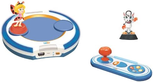 LEXIBOOK- LBOX100FR - Jeu Electronique - Ma Première Console De Jeux Interactive