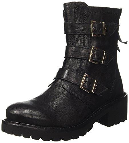 Vestir De Size Nero Zapatos Negro Piel Sintética Para Nero A719900d monaco Mujer Giardini xqIqatwZS