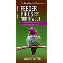 Feeder Birds of the Northwest: A Folding Pocket Guide to Common Backyard Birds