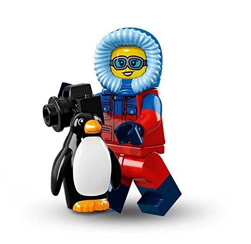 Lego Series 16 Collectible Minifigures   Female Wildlife Photographer  71013