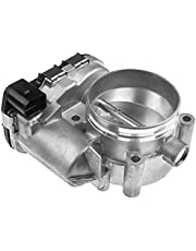 A-Premium Fuel Injection Throttle Body Compatible with Audi A4 A6 Allroad Quattro R8 S4 S6 S8 Volkswagen Phaeton 2004-2006 Touareg 2004-2009