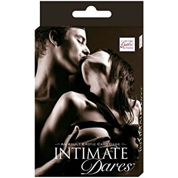 California Exotics Intimate Dares Game