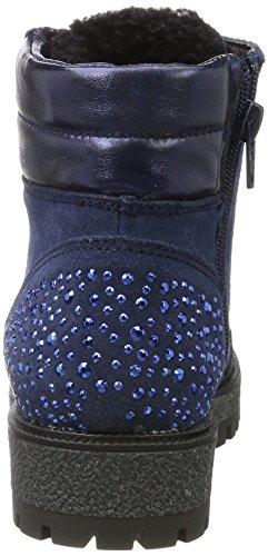 Blau Navy Tozzi Damen Premio Marco Stiefel Comb 26273 pXw8dYq