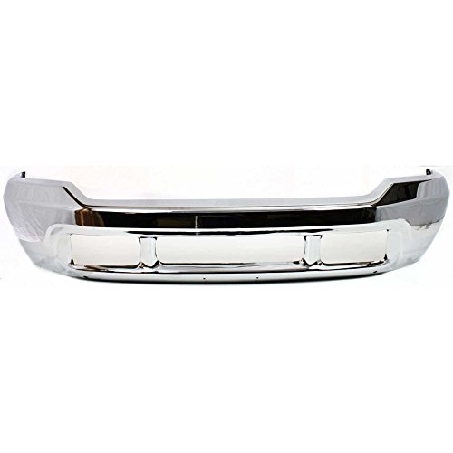 - Bumper for Ford Excursion 00-05/F-Series Super Duty 99-04 Front Bumper Chrome w/Lower Valance Holes