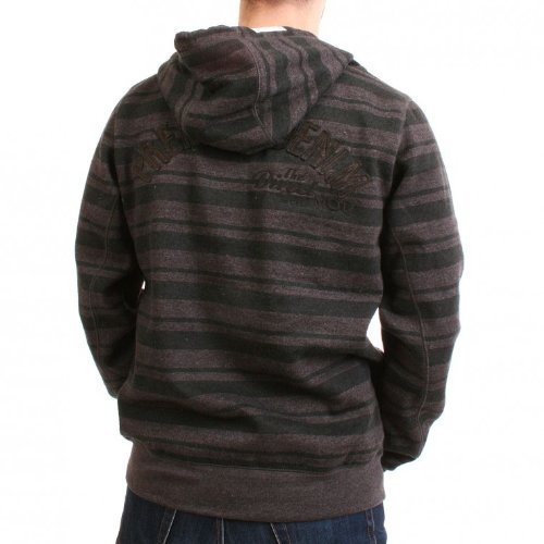 M.O.D Sweater Men - WI12-SW520 - Grey Stripe