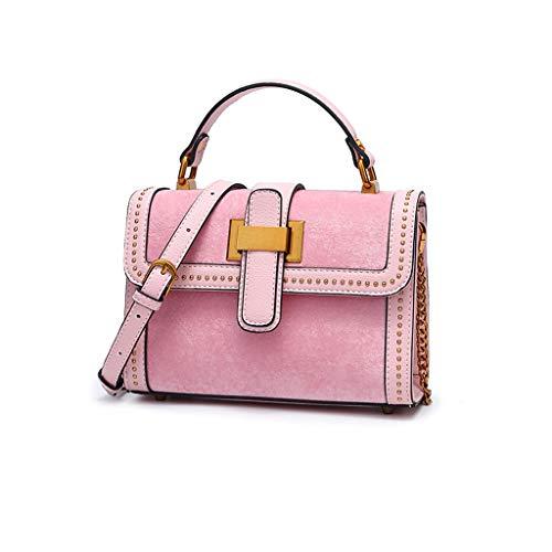 Tracolla Mano Piccola Moda In Pink Borse A Borsa Femminile Pu qUwggtB