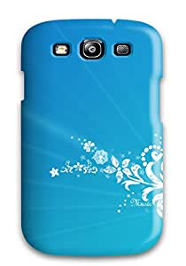 Nannette J. Arroyo's Shop Best Forever Collectibles Vector Hard Snap-on Galaxy S3 Case