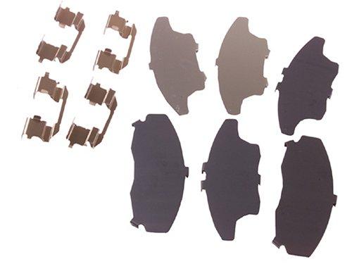 Beck Arnley 084-1366 Disc Brake Hardware Kit With Shims