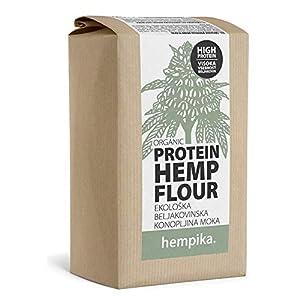 Organic Hemp Protein Powder, Plant Based Vegetaria...