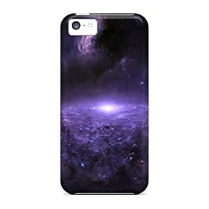 Shock-dirt Proof Space Cases Covers For Iphone 5c