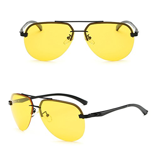 Color Fishing nocturna B Faros GYYTYJ de High antideslumbrantes para Beam Glasses Driving B SSSX hombres Polarizer visión Gafas Aq8HZ