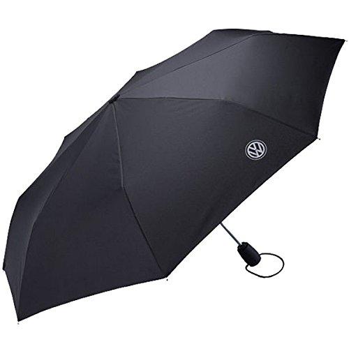 Volkswagen 000087602K Poche Parapluie, Noir