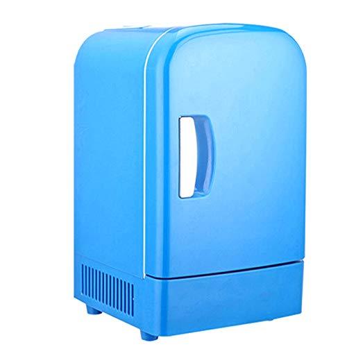 Magic Mag Car Refrigerator 4l Car Home Dual-Use Portable Mini Car Small Refrigerator Car Heating Dual-Use Semiconductor Insulation