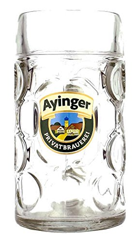 Ayinger Beer Stein
