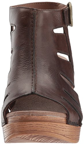 Zoccolo dansko Demetra Vintage Pull Up Teak - Size:41