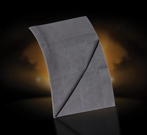 - Music Nomad MN201 Microfiber Suede Polishing Cloth