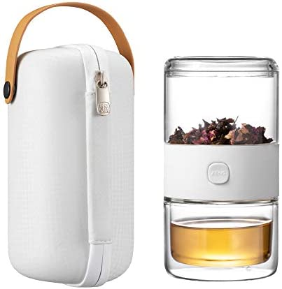 ZENS Travel Portable Infuser Double product image