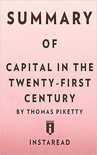 Thomas Piketty Book