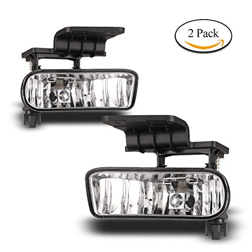 03 chevy tahoe fog lights - 5