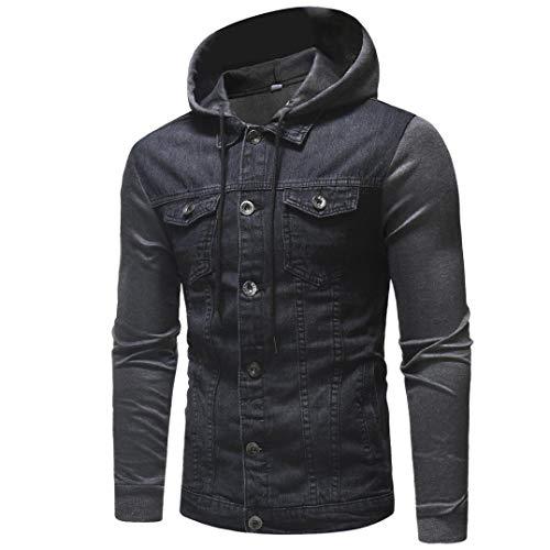 Pull Court Morwind Gy Blouson Jersey D'hiver Sweat Cardigan Homme Jean Aviateur Veste Parka En Manteaux Outwear Denim Zipper F7U0F