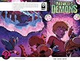 MAXWELLS DEMONS #1 (OF 5)