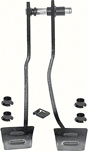 - OER C2554 1967 Firebird 1967-68 Camaro 1968 Nova Brake and Clutch Pedal Assembly