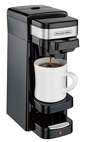 Proctor-Silex Single-Serve Plus Coffee Maker (49969) Proctor Silex