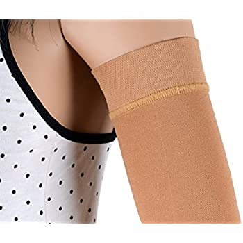 ASSISTICA® Arm Compression Sleeve after Mastectomy & Breast Cancer Surgery, Lymphedema Anti Swelling Support (Medium)