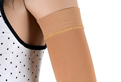 ASSISTICA® Arm Compression Sleeve after Mastectomy & Breast Cancer Surgery, Lymphedema Anti Swelling Support (X-Large) by Assistica