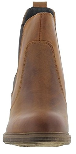 Hyde Brown Brown East Oak Ankle Boot Chelsea and Bp7qq5xw