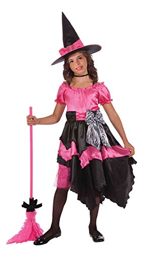 Fashion Witch Child Costumes (Forum Novelties High Fashion Witch Costume, Child's Medium)