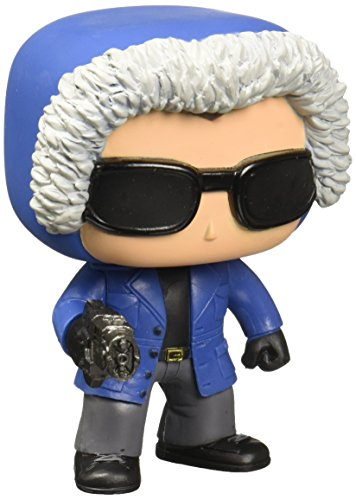 Funko POP TV: The Flash Captain Cold Action Figure (Captain Christmas Cold)